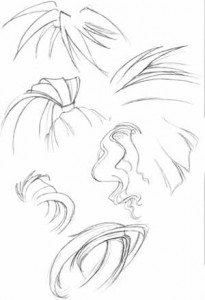 How To Draw Anime Hair Step By Step For Beginners